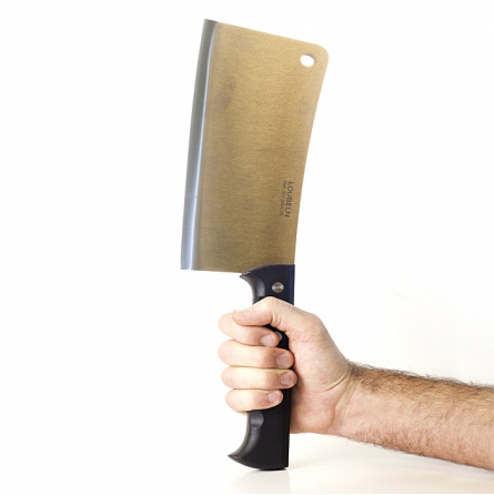 Couperet Inox lame 22cm