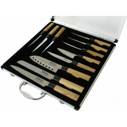 valise 11 couteaux  pradel excellence